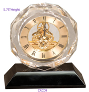 Crystal Clock CR009