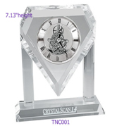 Crystal Clock TNC001