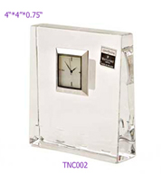 Crystal Clock TNC002
