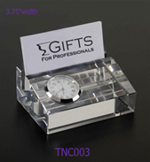 Crystal Clock TNC003