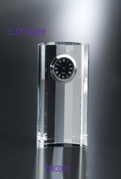 Crystal Clock TNC005
