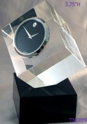 Crystal Clock TNC009