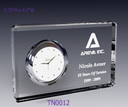 Crystal Clock TN0012