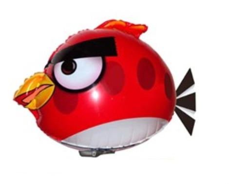 Angry Birds Air Swimmmers ����ٹ�ѧ�Ѻ�Է��