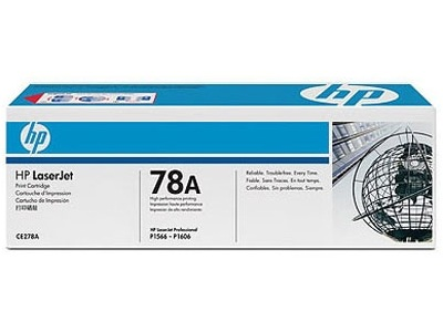 HP Laser Toner Cartridge-CE278A