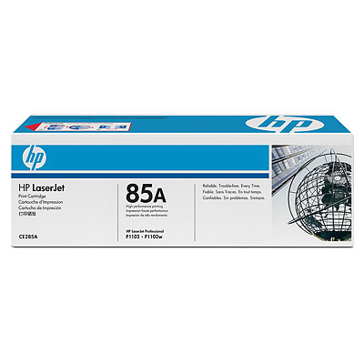 HP Laser Toner Cartridge-CE285A