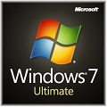 Win Ult 7 English 32bit/64bit